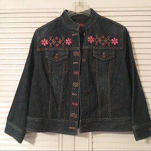 Vintage Jones Wear Jeans denim jacket